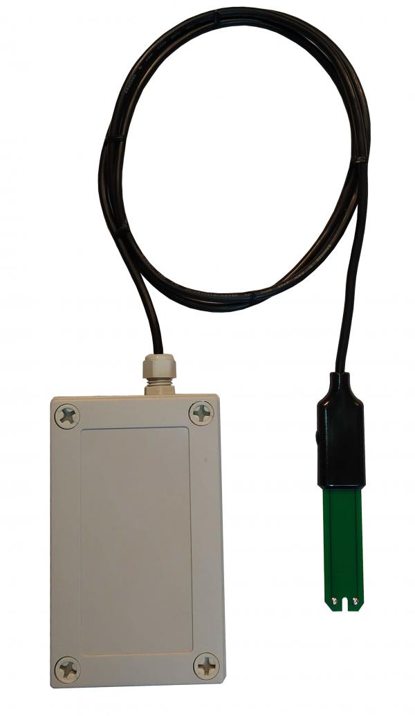 LoRaWan device I2C soil moisture temperature sensor